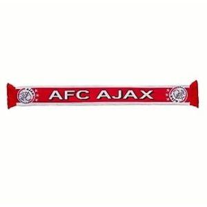 Ajax sjaal                                        www.fanmarkt.nl