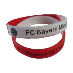 Bayern München armband                     www.fanmarkt.nl