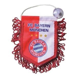 Bayern Munchen banier       www.fanmarkt.nl