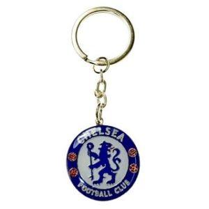 Chelsea sleutelhanger logo               www.fanmarkt.nl
