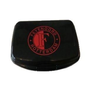 Feyenoord lunchbox                         www.fanmarkt.nl