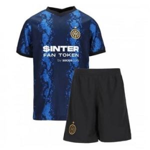 Inter Milaan thuis tenue 21/22