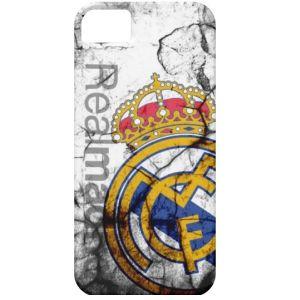Real Madrid telefooncover logo