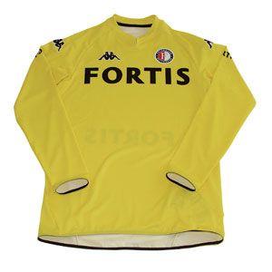Feyenoord keepershirt  07/08