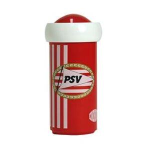 PSV schoolbeker strepen