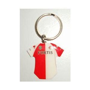 Feyenoord sleutelhanger shirt