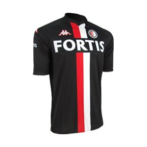 Feyenoord uit shirt 07/08