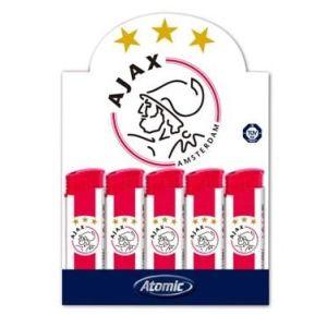 Ajax aansteker wegwerp               www.fanmarkt.nl