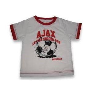 Ajax baby t-shirt soccer fan                www.fanmarkt.nl