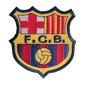 Barcelona embleem              www.fanmarkt.nl