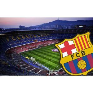 Barcelona behang 300 X 254 cm