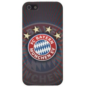 Bayern Munchen telefoon cover logo