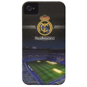 Real Madrid telefoon cover stadion