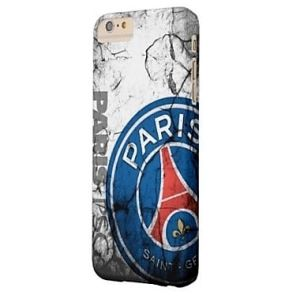 Paris Saint Germain telefoon cover logo