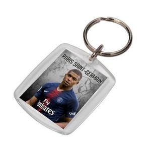 Paris Saint Germain sleutelhanger Mbappé
