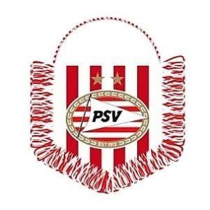 PSV banier                              www.fanmarkt.nl