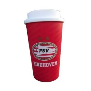 PSV reisbeker                                www.fanmarkt.nl