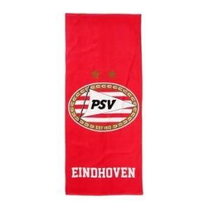 PSV strandlaken rd                               www.fanmarkt.nl