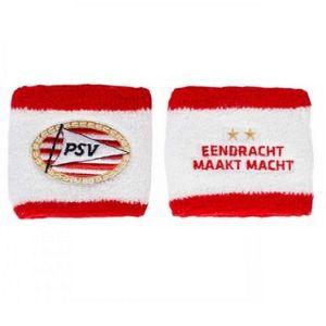 PSV polsbandjes  zweetbandjes   www.fanmarkt.nl